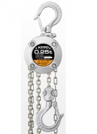 جرثقیل دستی KITO - CX Hand Chain Hoists