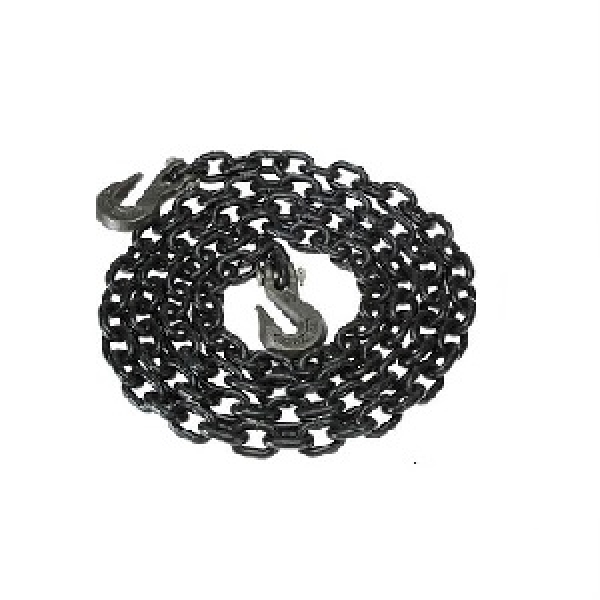 زنجیر دوسر قلاب گرید 80 Grade 80 Alloy Binder Chain assemblies Grab Hook Each End