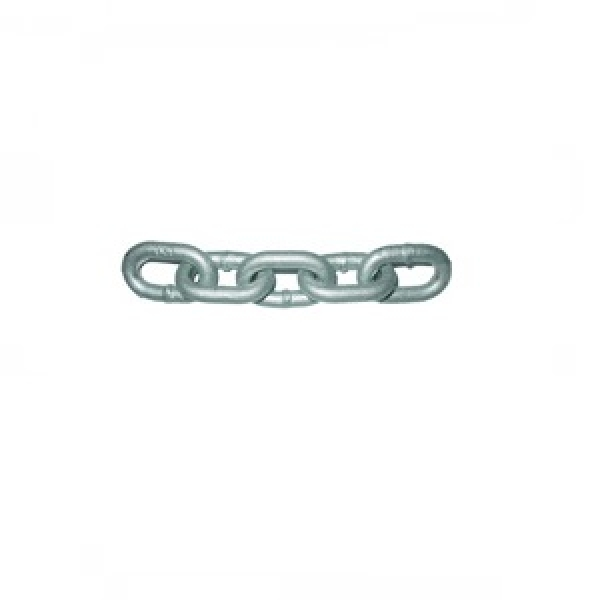 زنجیر گالوانیزه گرید 30 Grade 30 Hot Dipped Galvanized LL Long Link